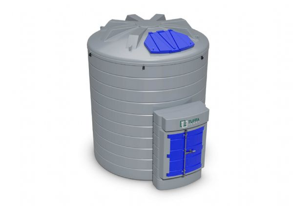 15000 Litre AdBlue Dispensing Tank - Bunded With Pump